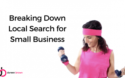 Breaking Down Local Search for Small Business