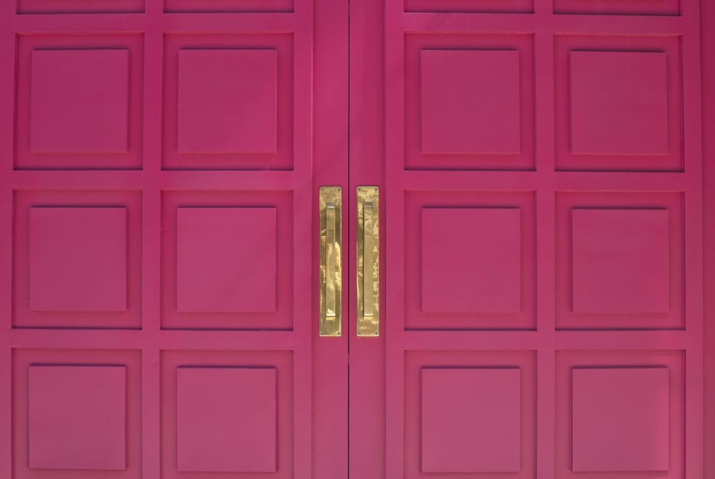 pink-doors-to-home
