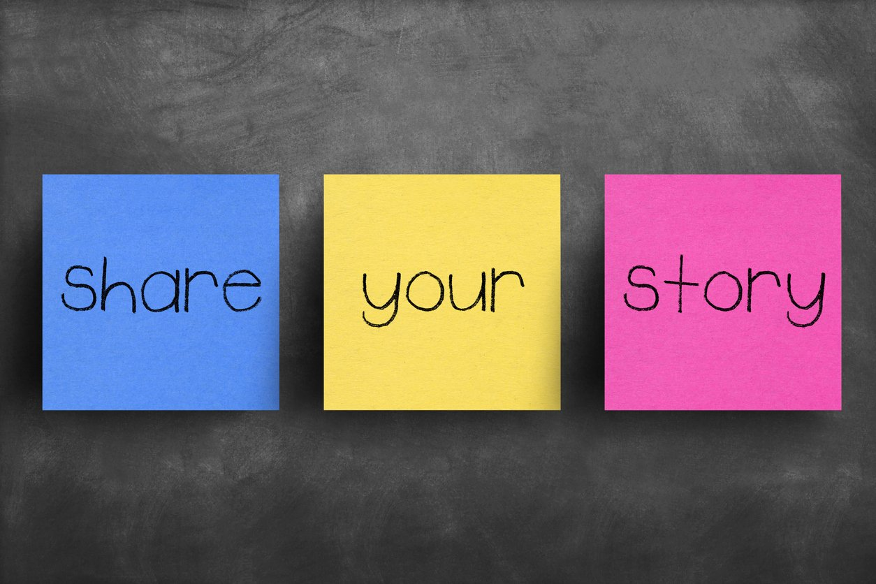 share-your-story-on-stickynotes