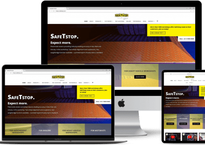 Mechanics & Tradies Web Design